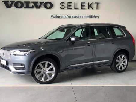 VOLVO XC90 T8 Twin Engine 303 + 87ch Inscription Luxe Geartronic 7 places 900km