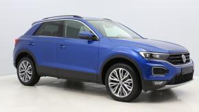VW T-Roc 1.5 TSI ACT 150ch LOUNGE